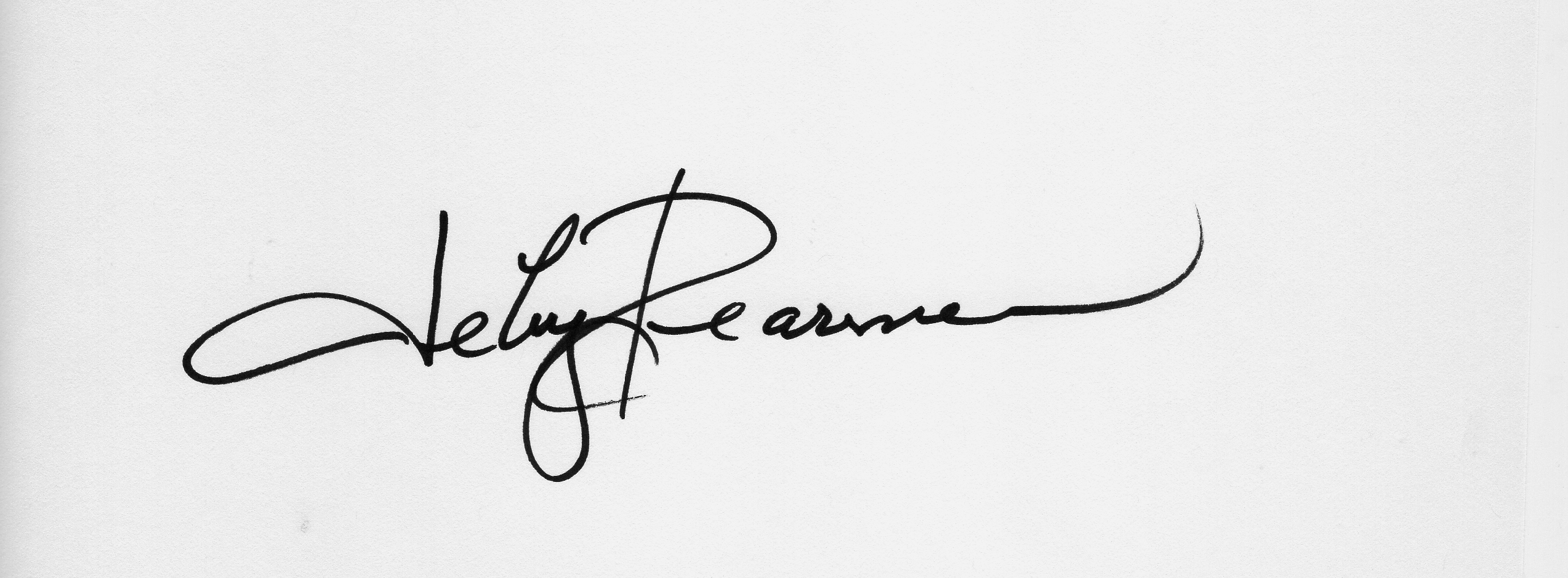 Deby Dearman's Signature