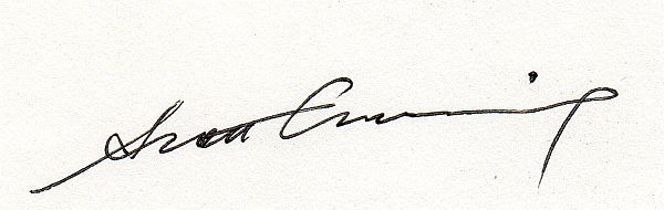 scott cumming's Signature