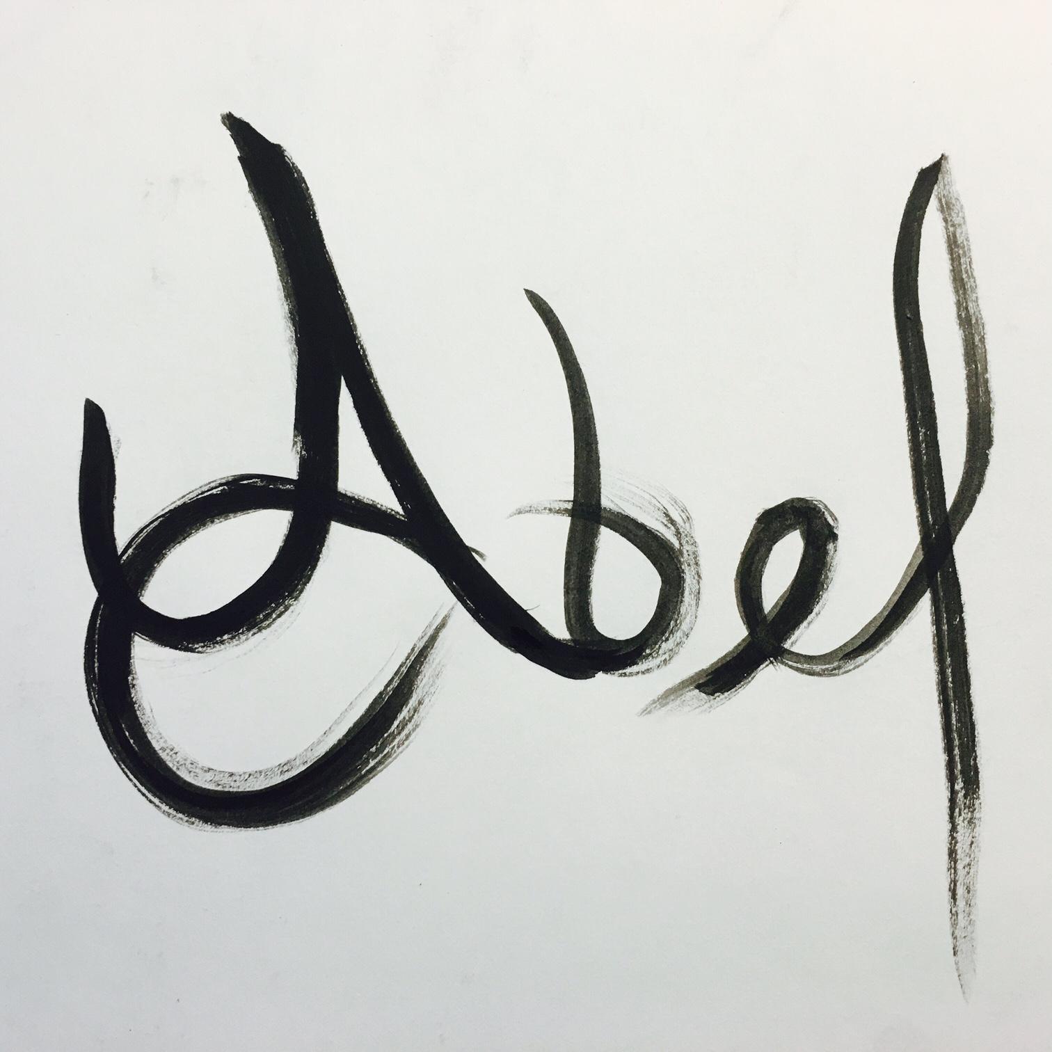 Abel Ortiz's Signature