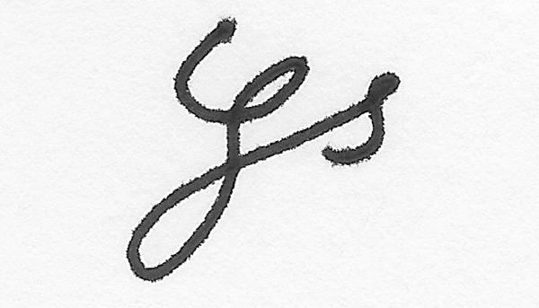 Glen stewart's Signature