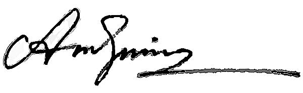 Taras Andreychuk's Signature