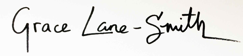 GRACE LANE SMITH's Signature