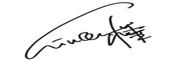 Vincent loh's Signature