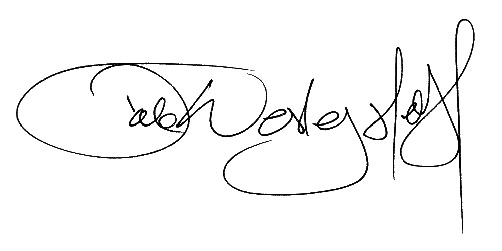 Dale Wesley Hill's Signature