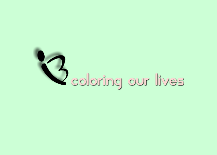 Coloring our lives's Signature