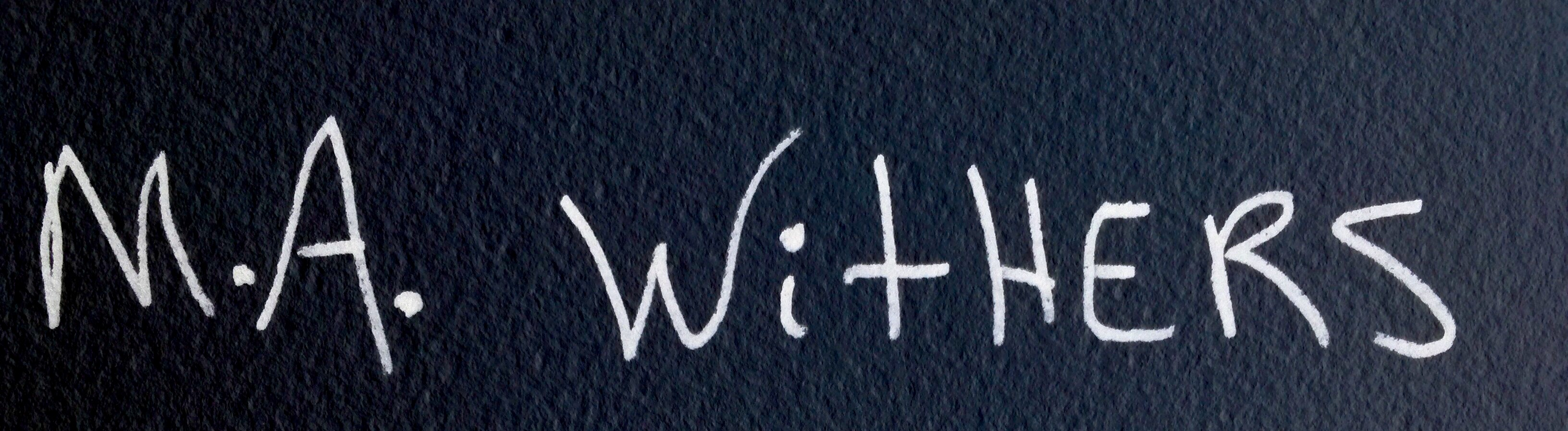 Margaret  Ann Withers's Signature