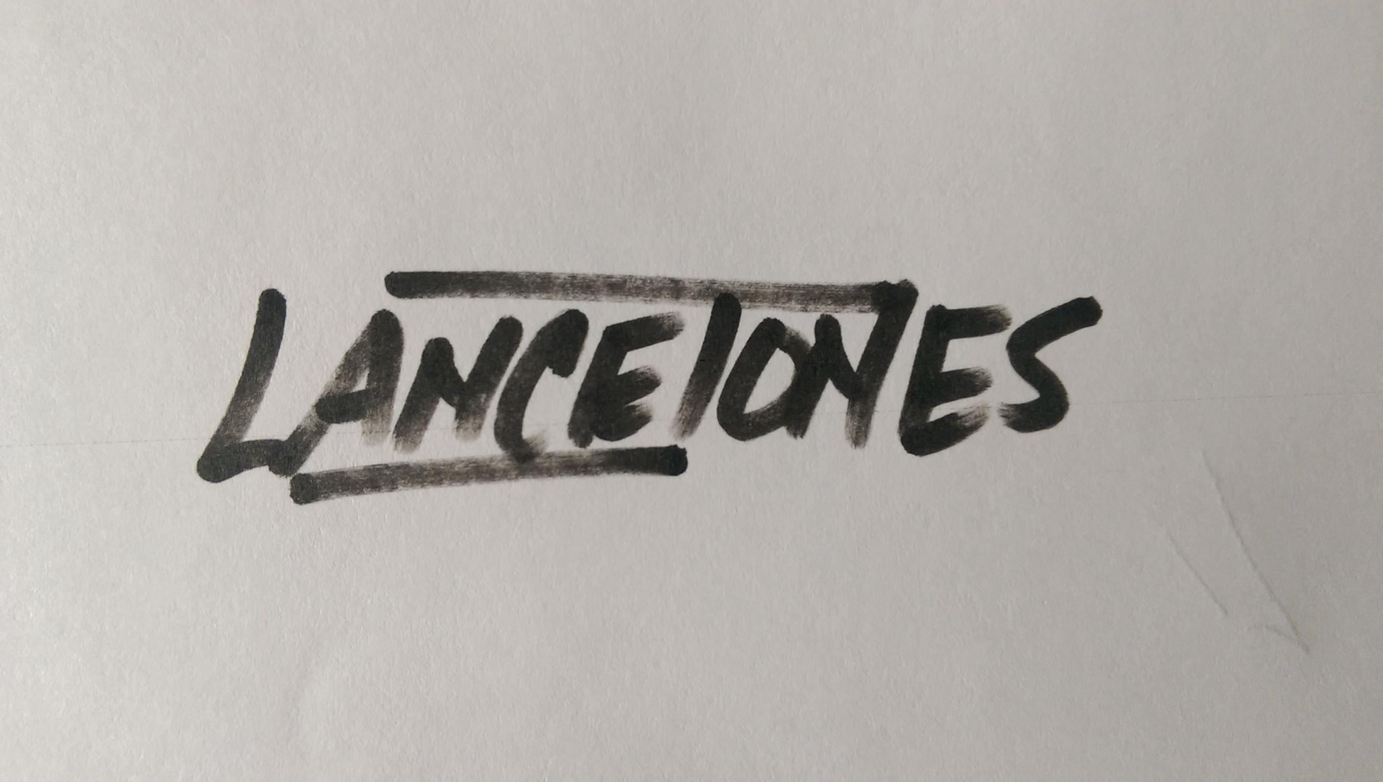 Lance Jones's Signature