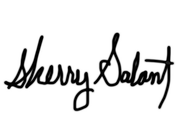 Sherry Salant's Signature
