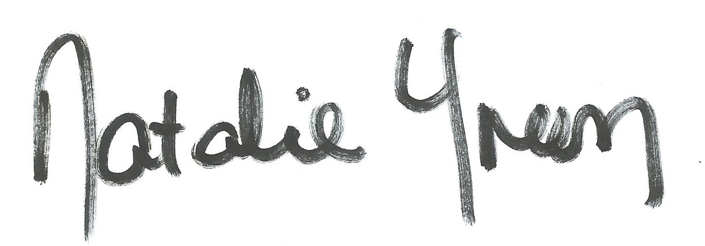 natalie green's Signature