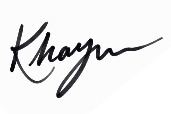 Tashlima Khayer's Signature