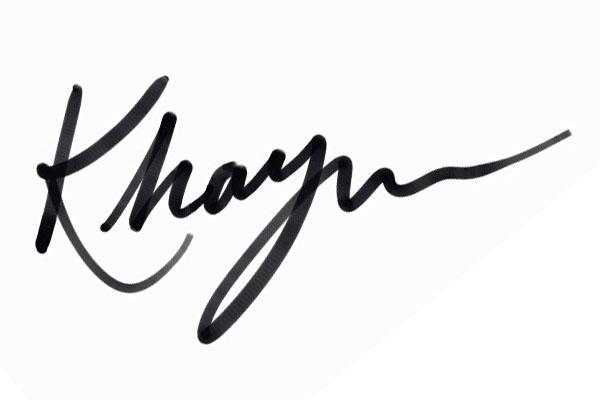 Tashlima Khayer's Signature