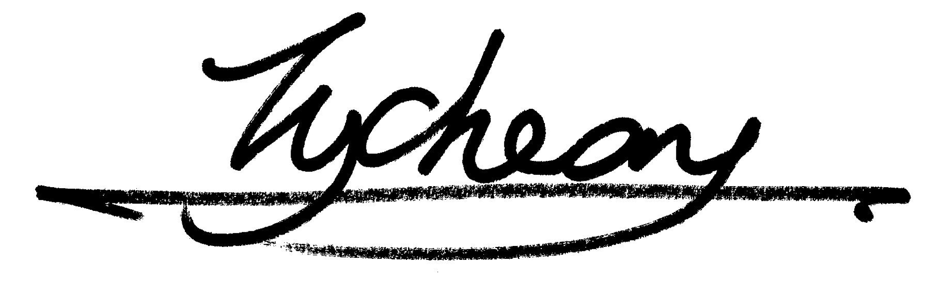 Tuckwai Cheong's Signature