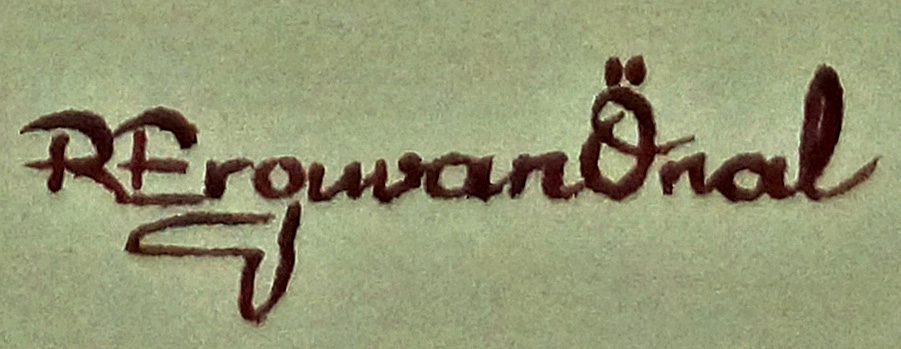 Rezzan ERGUVAN-Onal's Signature
