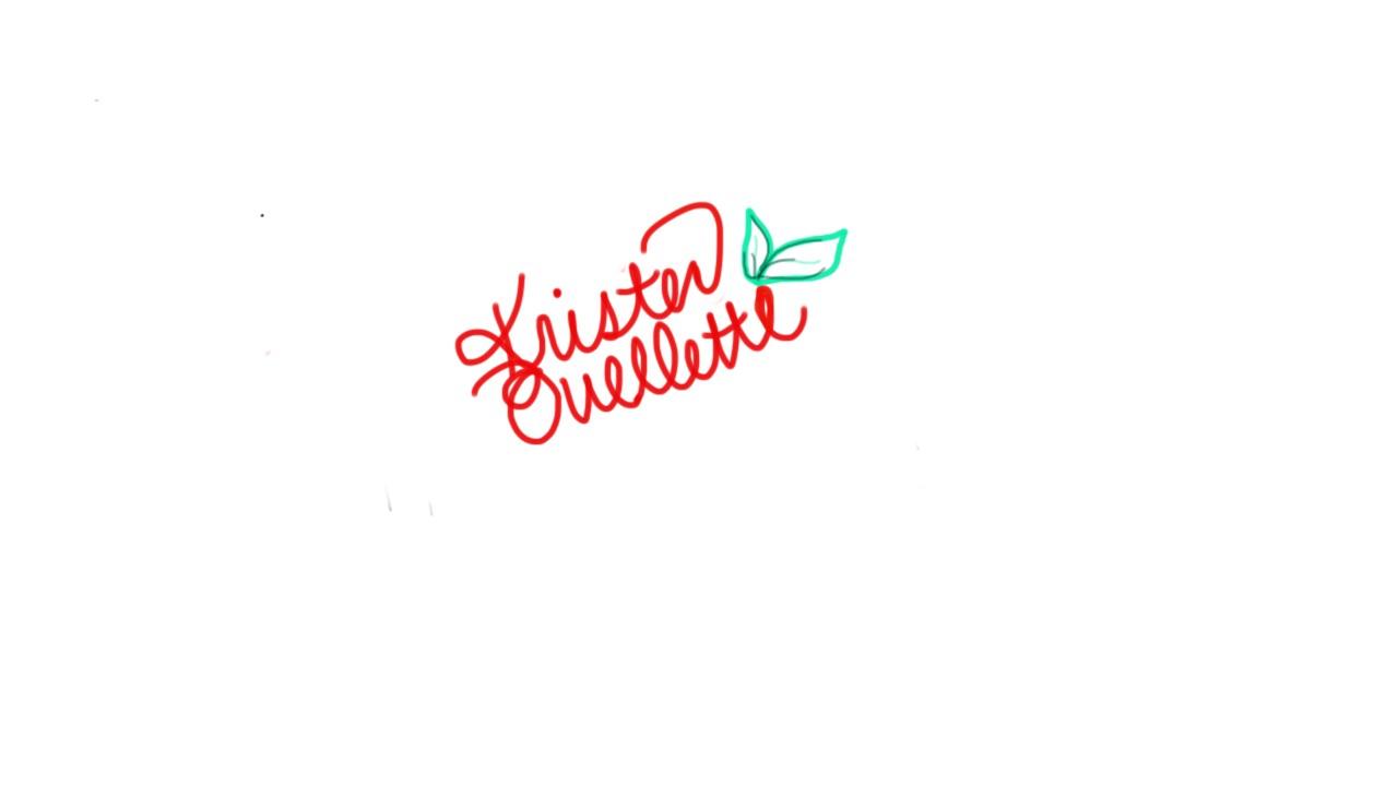 Kristen Ouellette's Signature