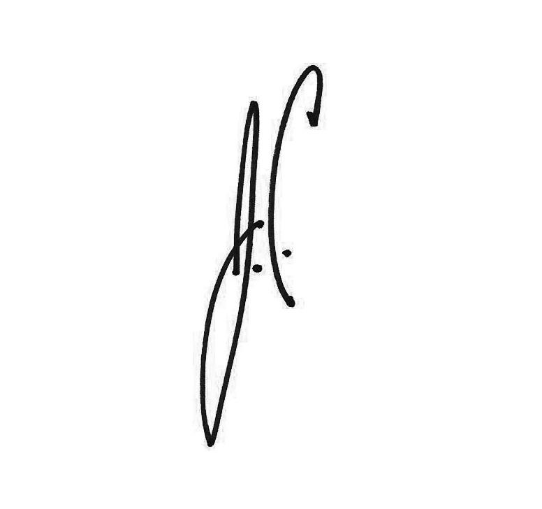 Jean-Claude Quintyne's Signature