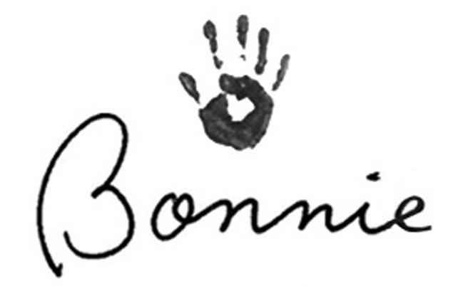 Bonnie Lanzillotta's Signature