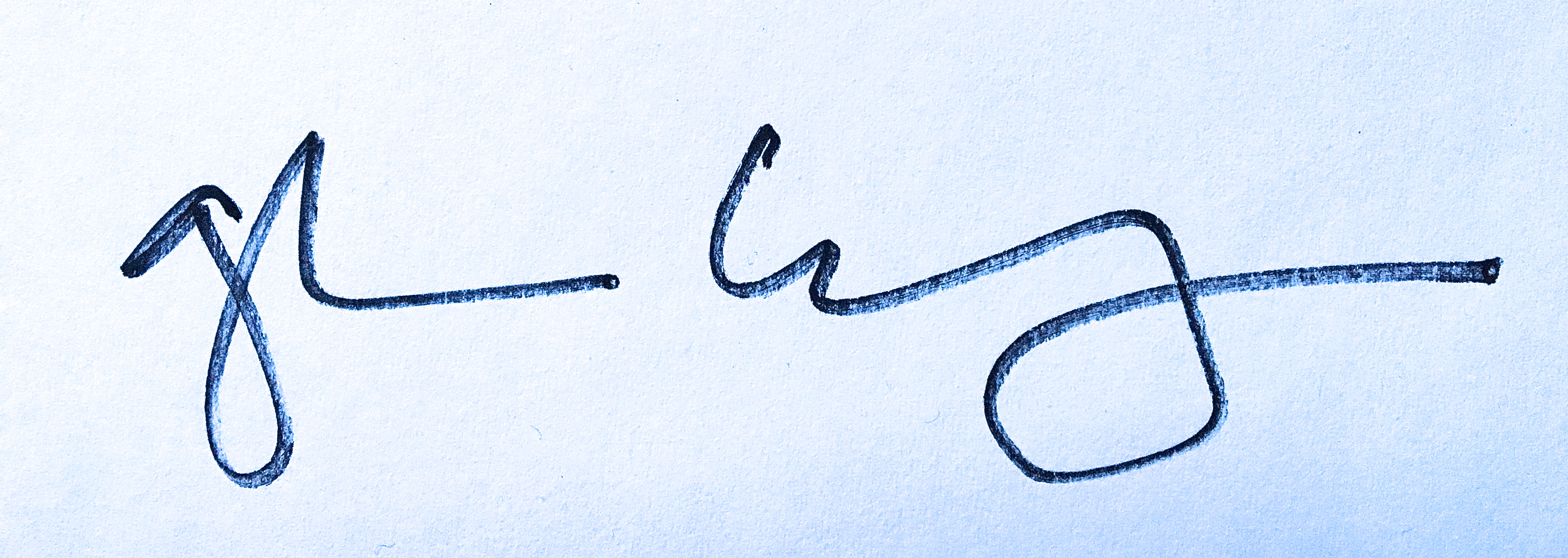 Galen Cheney's Signature