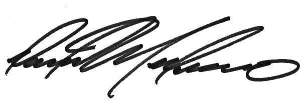 David Medrano's Signature