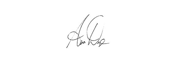 Asia Dye's Signature
