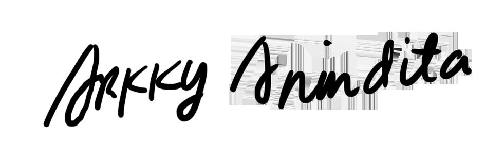 Arkky Anindita Punarbhawa's Signature