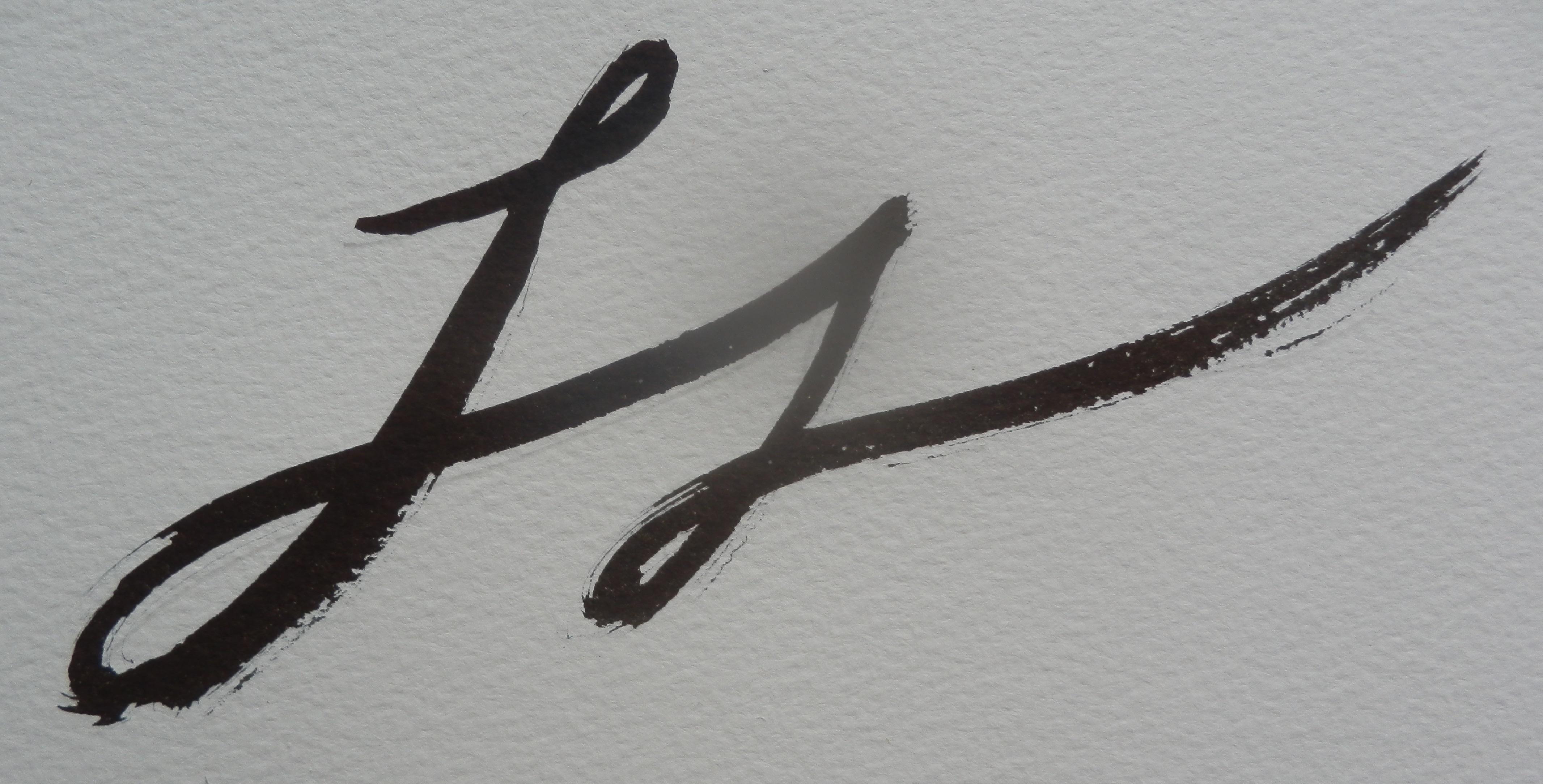 joseph silcott's Signature