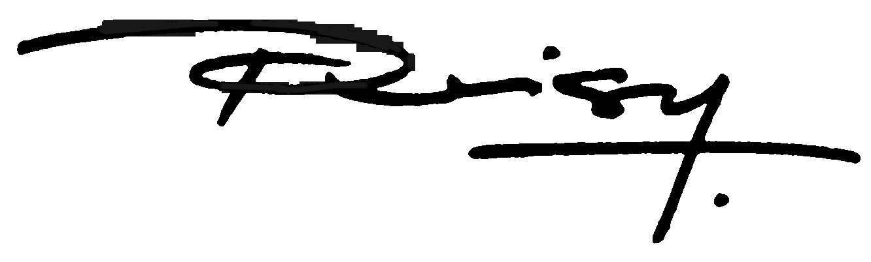 Peisy Ting's Signature