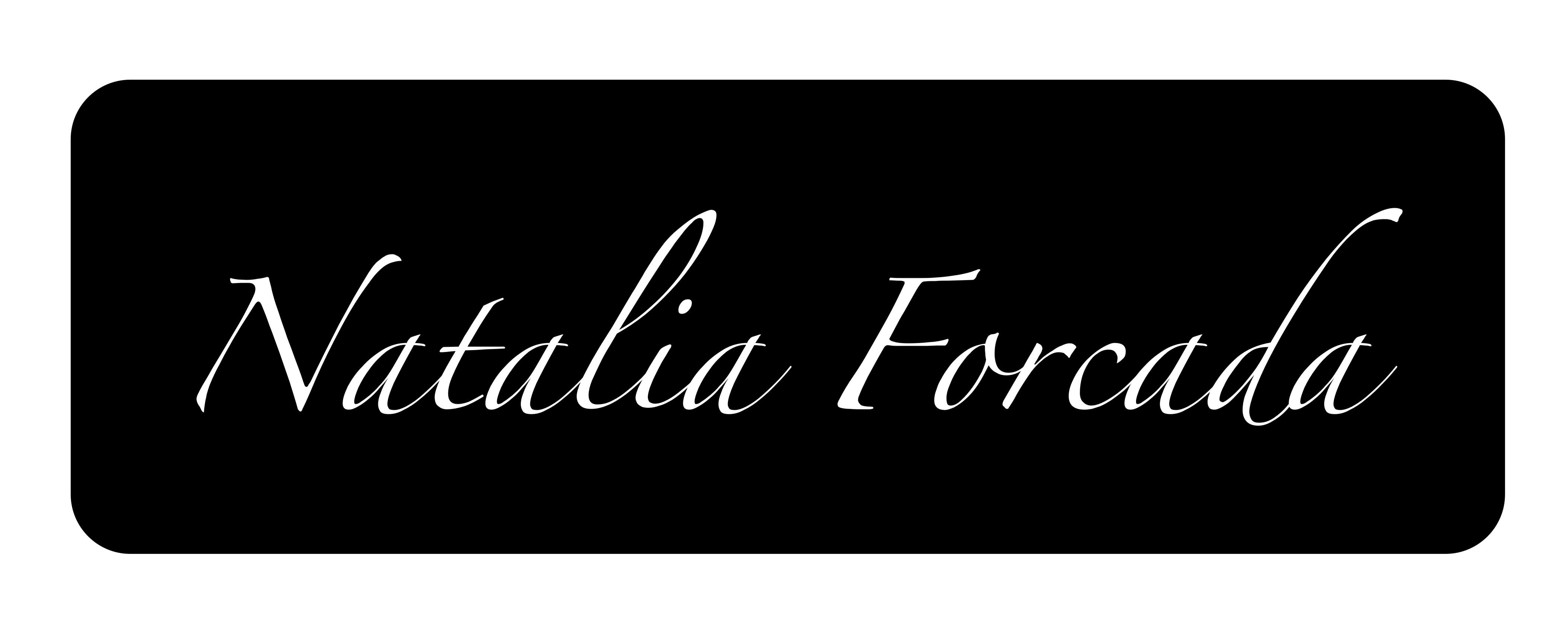 Natalia Forcada's Signature