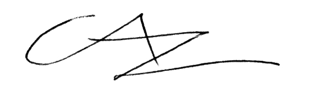 Carey Nevard's Signature