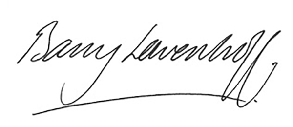 Barry Lowenhoff's Signature