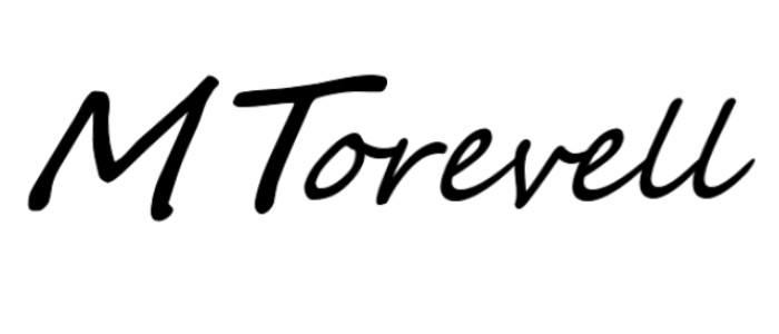 MIKE TOREVELL's Signature