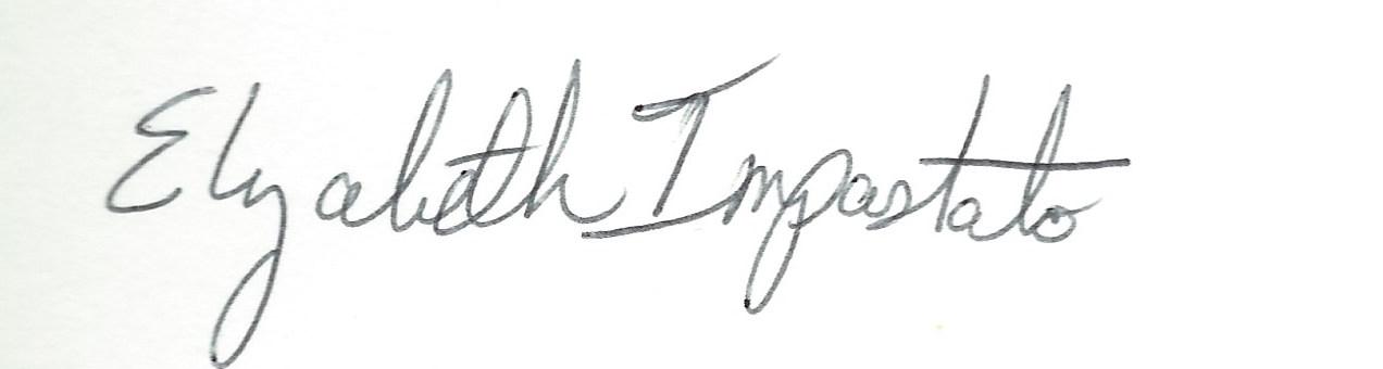 Elizabeth Impastato's Signature