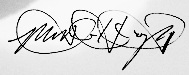 Matt Haycraft's Signature