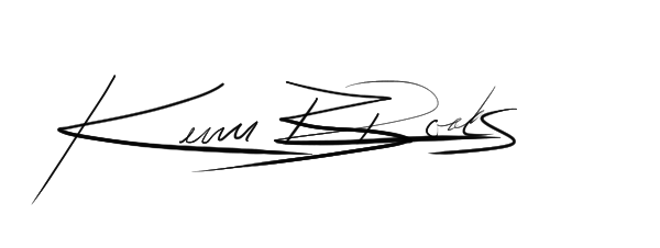 Kevin Brooks's Signature