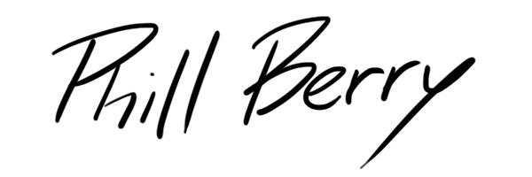 Phill Berry's Signature