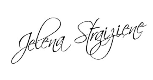 Jelena Straiziene's Signature