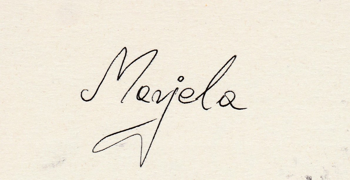 Marjela Flow's Signature