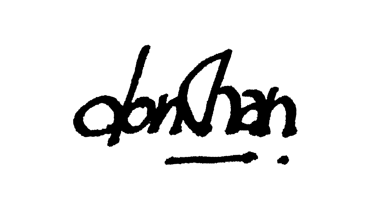 Don Chan's Signature