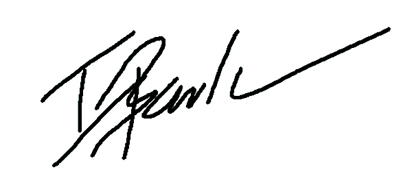 Imogen Barker's Signature