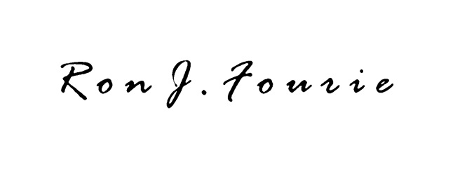 Ron J. Fourie's Signature