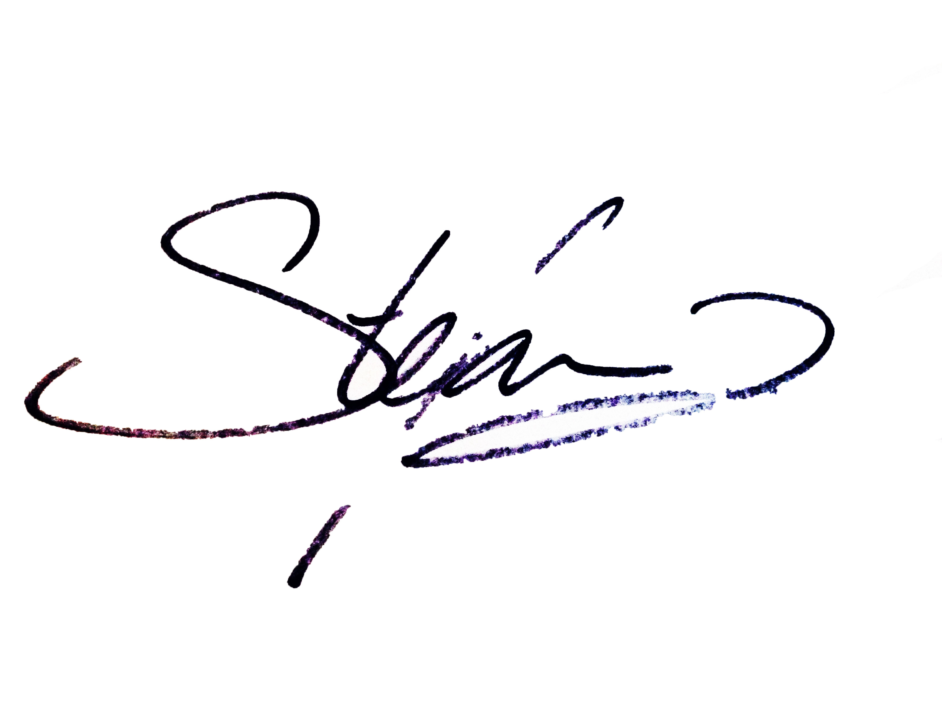Stefani Jankulovski's Signature