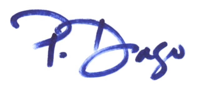 Patrice Drago's Signature