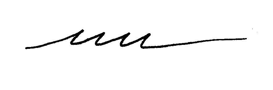 Mauricio Mayorga's Signature