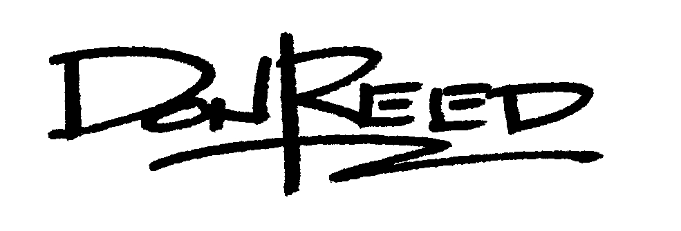Don Reed's Signature