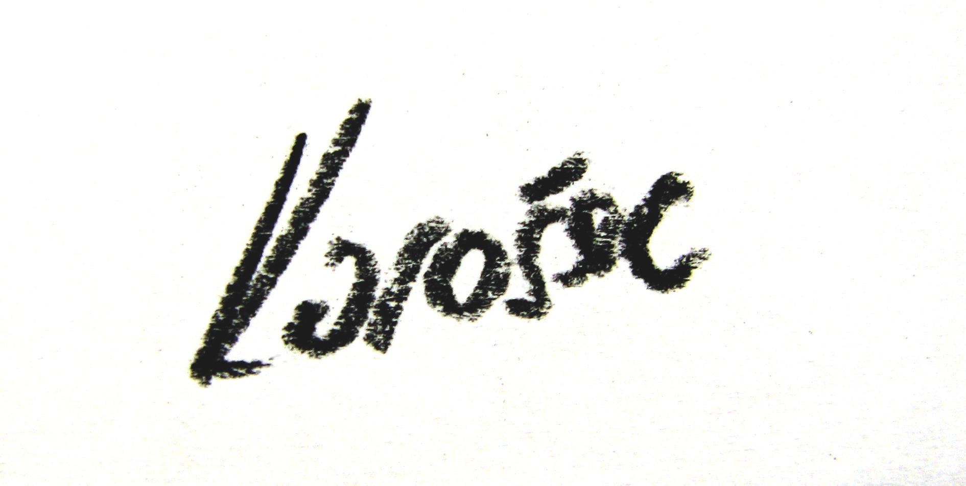 Danijel Korosec's Signature