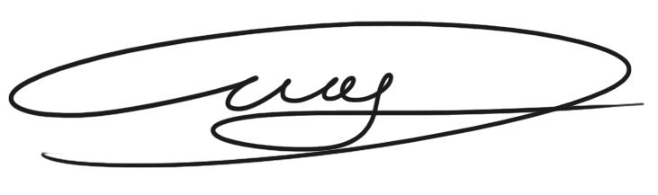 Mele de la Yglesia's Signature