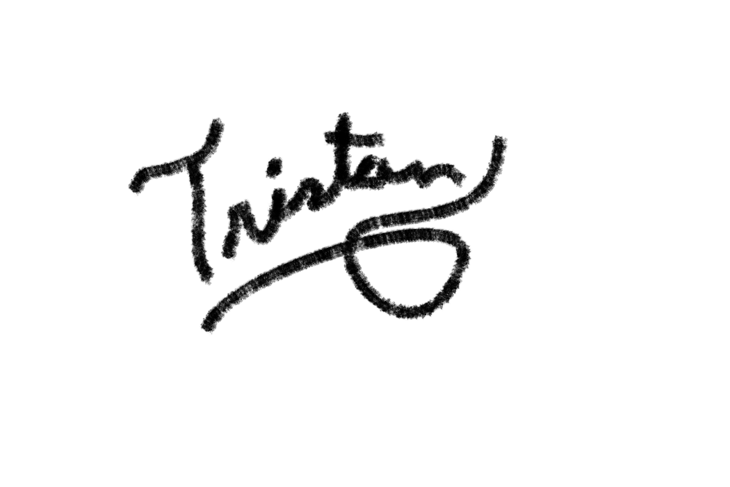 Tristan Armstrong's Signature