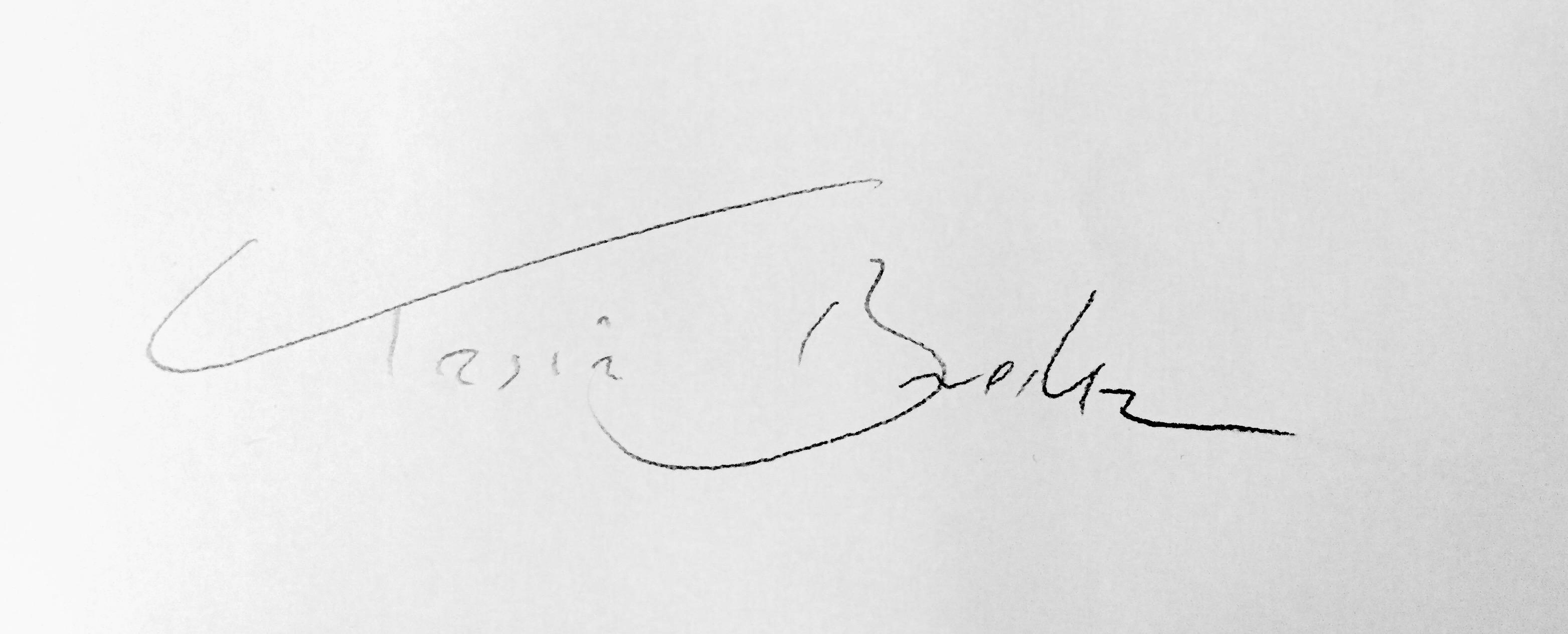 Kasia Breska's Signature