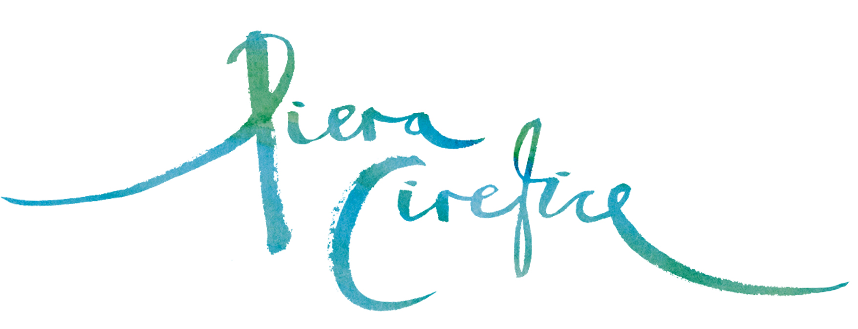 Piera Cirefice's Signature