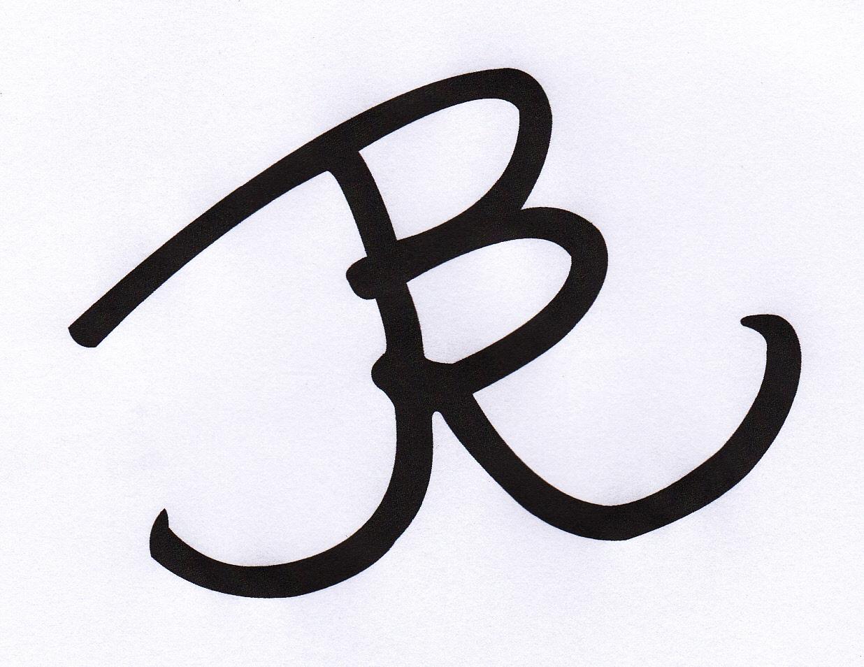 jeanne Bouza rose's Signature