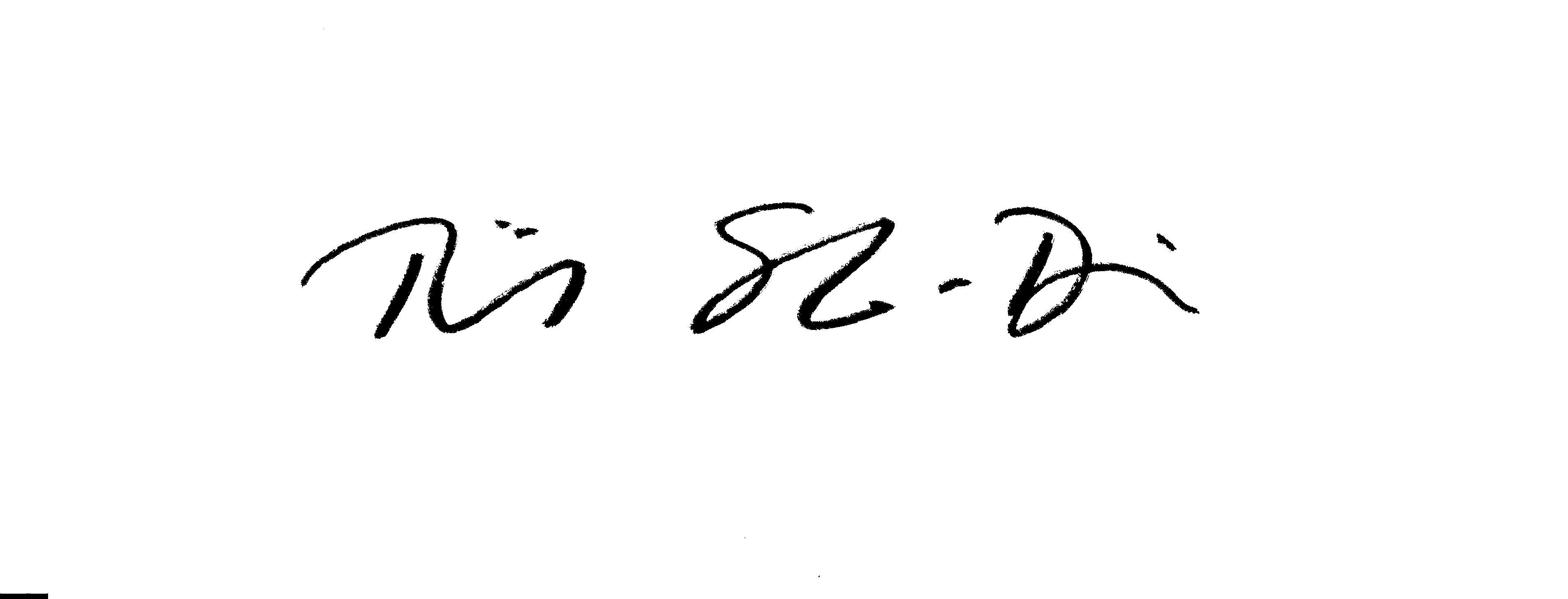 Tiina Salo-Devries's Signature
